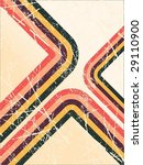 retro grunge | Shutterstock .eps vector #29110900