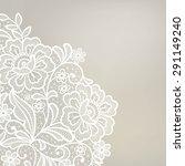 template frame  design for... | Shutterstock .eps vector #291149240