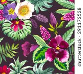vector illustration with... | Shutterstock .eps vector #291173528