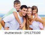 beach  holidays  fun. | Shutterstock . vector #291175100