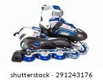 roller skates   Shutterstock . vector #291243176