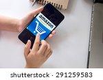 chiangmai thailand june 28 2015 ...   Shutterstock . vector #291259583