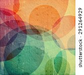 Colorful Grunge Background With ...