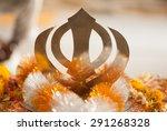 Khanda Sikh Symbol Emblem Of...