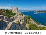Rumeli Fortress At Istanbul...
