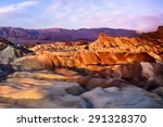 The Colorful Ridges Of...