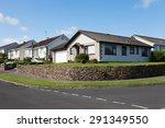 modern english houses | Shutterstock . vector #291349550