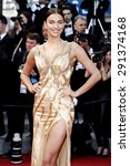 cannes  france  may 19  irina... | Shutterstock . vector #291374168