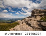 Panorama View Of The Mountains...