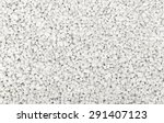 White Stone Gravel Background...