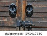 Part Of Medieval Gate With...
