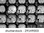 black and white head magnetic... | Shutterstock . vector #29149003