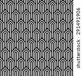 vector modern tiles pattern....   Shutterstock .eps vector #291491906
