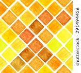 watercolor geometric seamless... | Shutterstock .eps vector #291494426