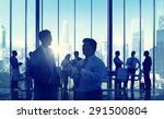 business people discussion... | Shutterstock . vector #291500804