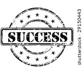 success grunge rubber stamp... | Shutterstock . vector #29150443