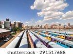 johannesburg  south africa  ... | Shutterstock . vector #291517688