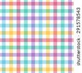Seamless Multicolored Checkered ...