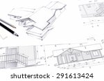 Architectural Sketch Drawings...