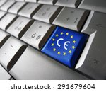 european union and eu community ... | Shutterstock . vector #291679604