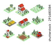 detailed illustration of a... | Shutterstock .eps vector #291680384