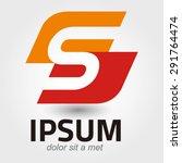 logo elements  design ...   Shutterstock .eps vector #291764474