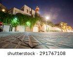 israel tel aviv night yaffo... | Shutterstock . vector #291767108