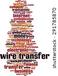 Wire Transfer Word Cloud...
