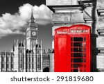 English Red Telephone Booths...