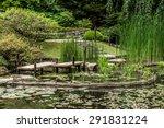Pond In Beautiful Albert Kahn...
