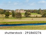 Floors Castle And River Tweed...