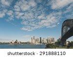 sydney   june 26  sydney cbd...   Shutterstock . vector #291888110
