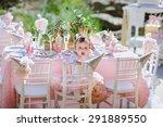 little princess baby girl...   Shutterstock . vector #291889550