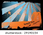 grunge background for text | Shutterstock .eps vector #29190154