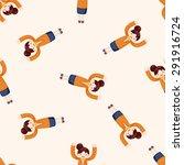 office workers   cartoon... | Shutterstock . vector #291916724