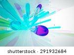 abstract glass interior | Shutterstock . vector #291932684