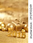 new 2015 year | Shutterstock . vector #291953249