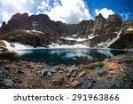 Iceberg Lake  Glacier National...