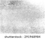 grunge halftone vector... | Shutterstock .eps vector #291968984