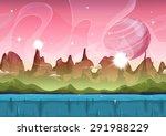 fairy sci fi alien landscape...