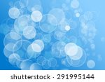 blue lights background | Shutterstock . vector #291995144