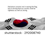 "quote ""patriotism consists not... 