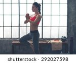 finding the right balance  and... | Shutterstock . vector #292027598