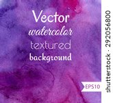 Vector Watercolor Texture...
