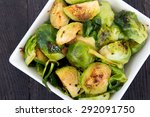 Roasted Brussels Sprouts With...