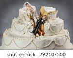 Bride And Groom Figurines...