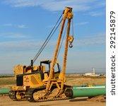 kern county  ca   june 27  2015 ... | Shutterstock . vector #292145879