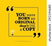 inspirational motivational...   Shutterstock .eps vector #292194680