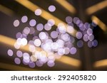 purple booked with yellow line... | Shutterstock . vector #292405820