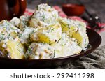 Potato Salad With Mustard Seed...